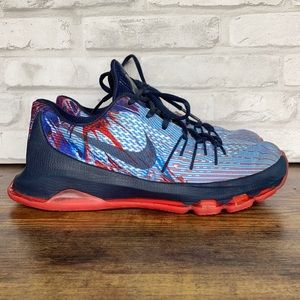 Nike KD 8 USA 2015 Independence Day Sneakers